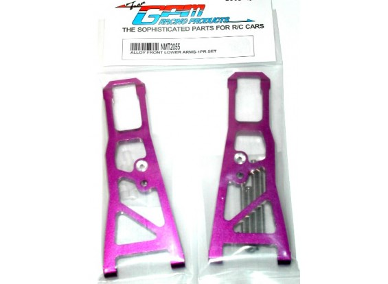 MT2 Alloy front lower arms w/ pins & delron collar