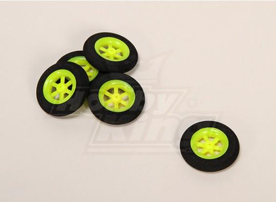 Super Light Multi Spoke Wheel D30x7mm (5pcs/bag)