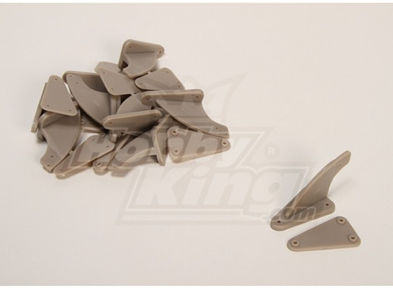 Control Horns (X-LARGE) 60x30mm (10pcs/bag)