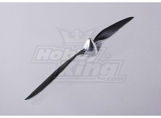 Folding Propeller Assembly 16.5x13 (Alloy/Hub Spinner) (1pc/bag)