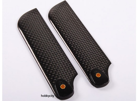 92mm Carbon Fiber Tail Blades