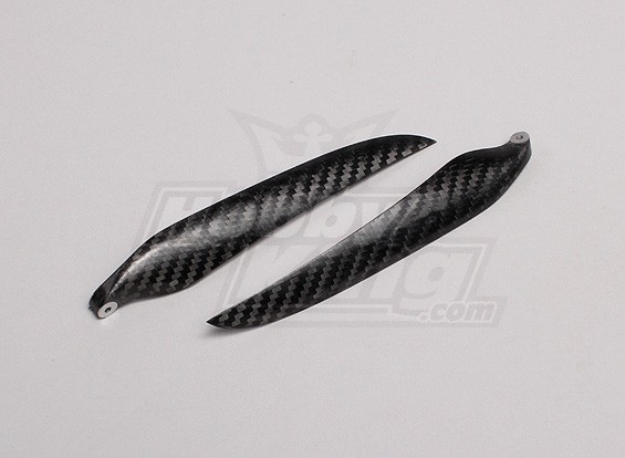 Folding Carbon Fiber Propeller 14x9 Black (CCW) (1pc)