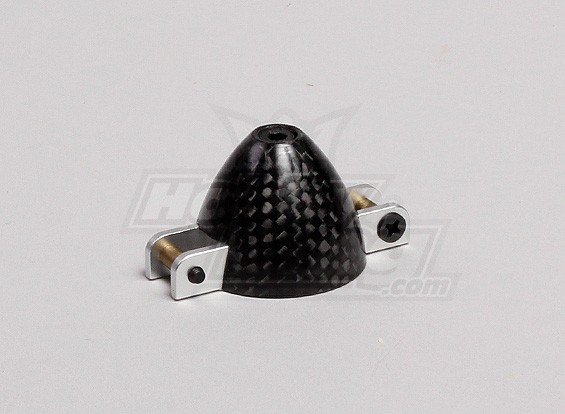 32mm Carbon Fiber Spinners for Folding Propeller (3.17mm Shaft)