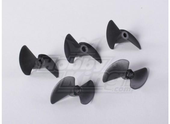 2-Blade Boat Propellers 40x47mm (5pcs/bag)