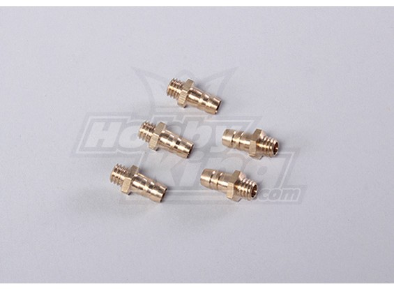 Screw In fuel Nipple for Gas Boat (5pcs/bag)