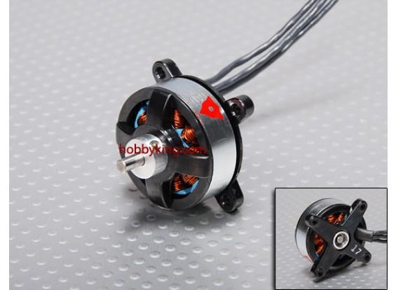 Mini Mite Series Brushless Outrunner 1700kv for 3D Park Flyers