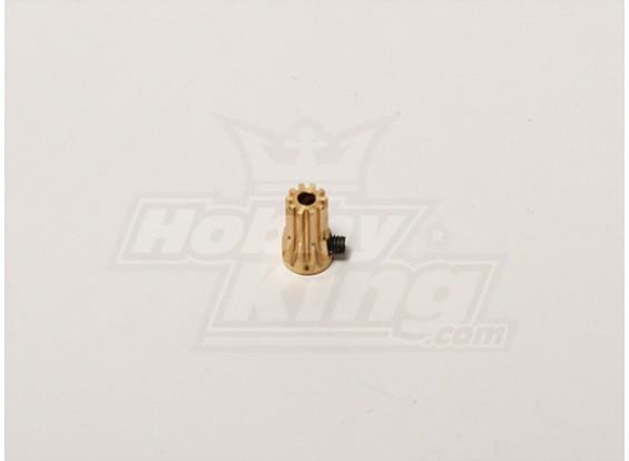 Pinion Gear 2.3mm/0.5M 10T (1pc)