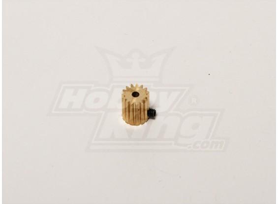 Pinion Gear 2.3mm/0.5M 15T (1pc)