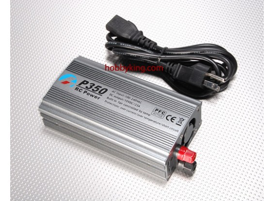 iCharger P350 AC Adapter 100~240V 23A 350W