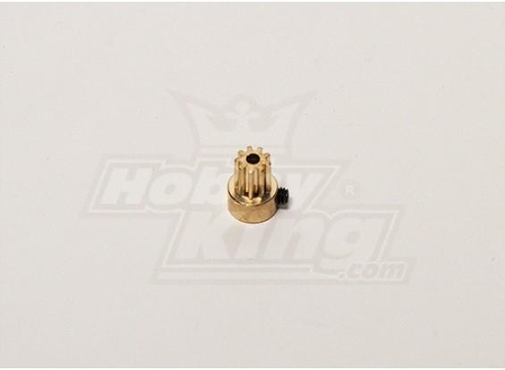 Pinion Gear 2.0mm/0.5M 9T (1pc)
