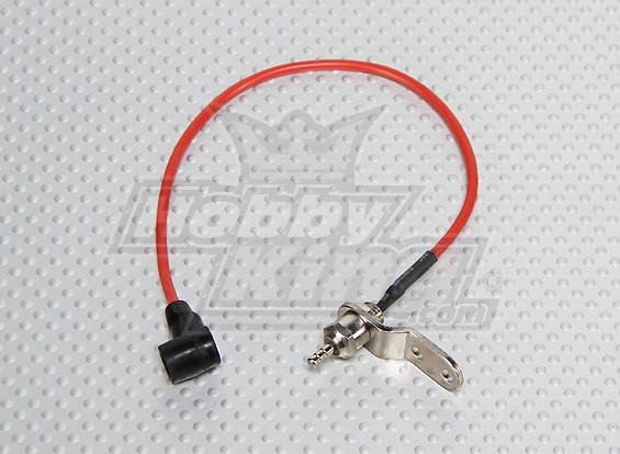 Remote Glowplug Adapter Lead