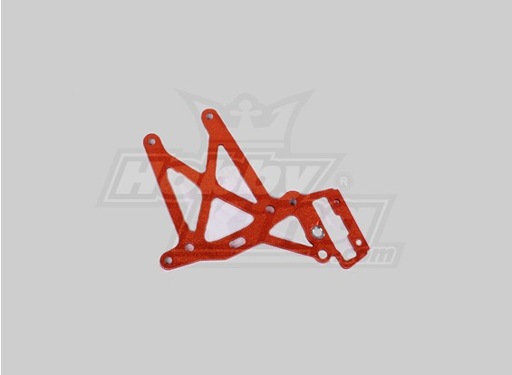 Alloy Rear Upper Plate Baja 260 and 260s (1Pc/Bag)