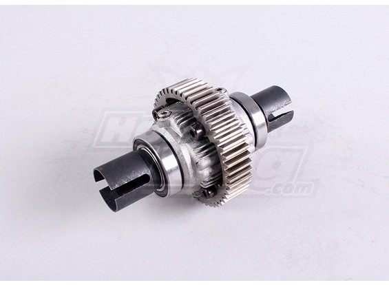 Alloy Complete Diff Gear Assembly Baja 260 and 260s