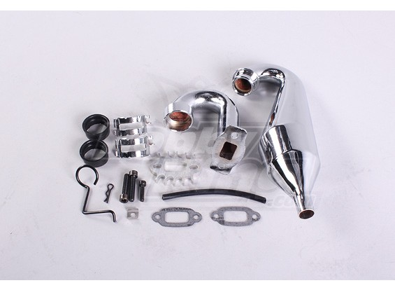 Alloy Tuned Pipe Kit(1Set/Bag) - 260 and 260S