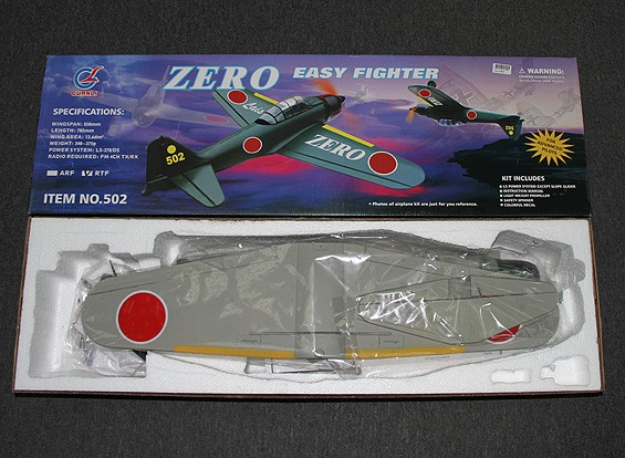 SCRATCH/DENT - Zero Brushless (PNF)