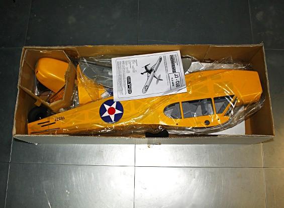 SCRATCH/DENT - Piper J-3 Cub Balsa GP/EP 1620mm (ARF)