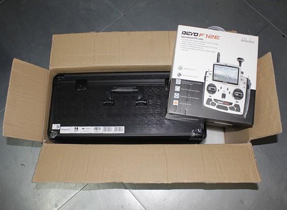 SCRATCH/DENT - Walkera Voyager 3 GPS/FPV 1080P 60FPS Camera Quadcopter With Devo F12E (RTF)