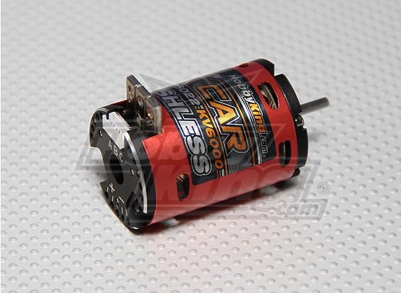HobbyKing X-Car 5.5 Turn Sensored Brushless Motor 6000Kv