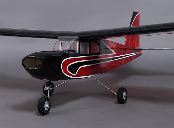 Super Margarita EP Trainer/Sport Model Balsa Airplane 1600mm (ARF)