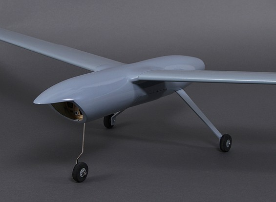 Target Drone v1.5 Fiberglass FPV Airplane 1520mm (ARF)