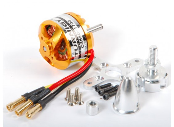 TR 35-30A 1700kv Brushless Outrunner (Eq AXi 2808)