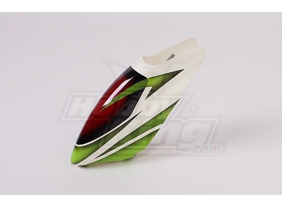Fiberglass Canopy for Trex-500