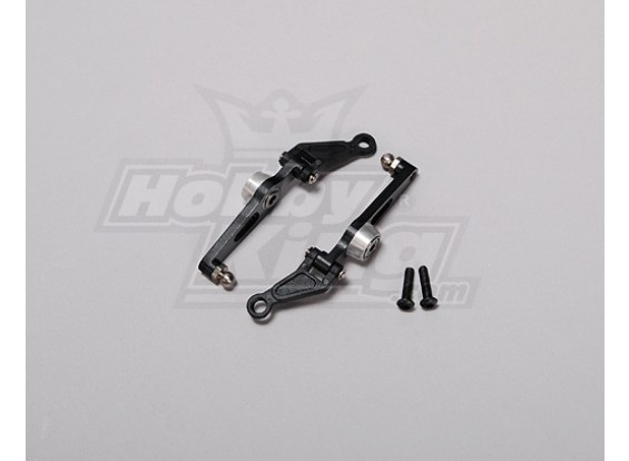 TZ-V2 .50 Size Flybar Control Lever (Metal)