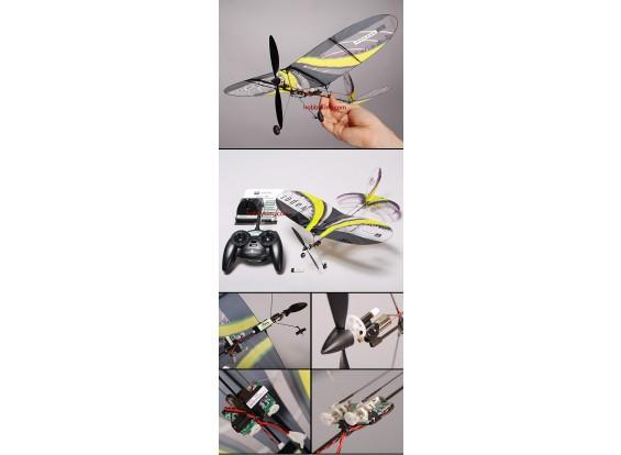 Vapor Ready To FLY Indoor Flyer w/ DSM2 3ch TX