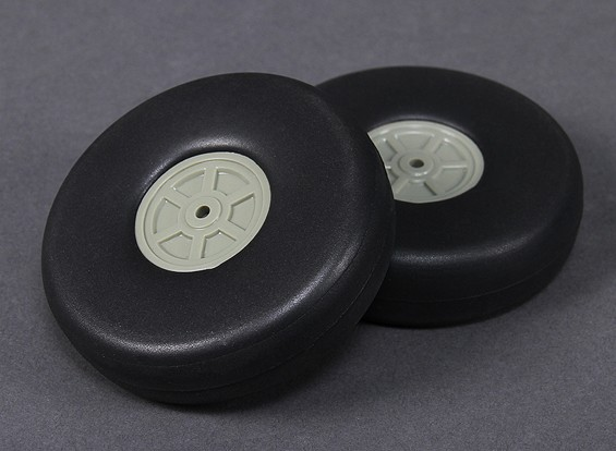 Lightweight Scale Wheel 90mm (2pc)
