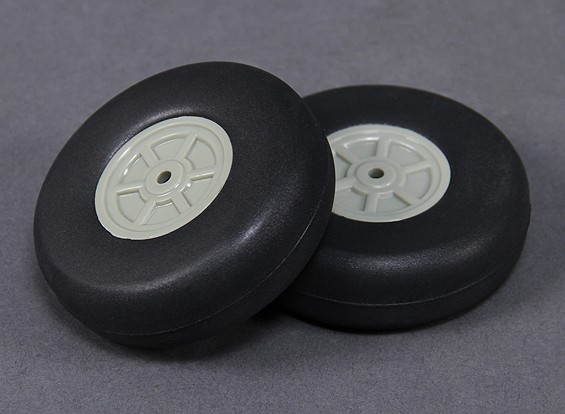 Lightweight Scale Wheel 60mm (2pc)