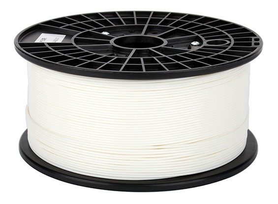 CoLiDo 3D Printer Filament 1.75mm PLA 1KG Spool (White)