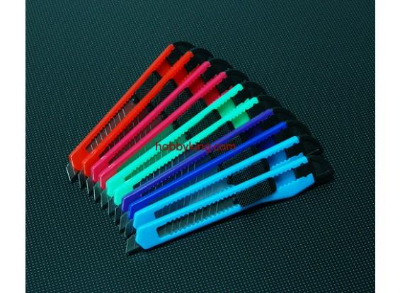 Hobbyking 12 Point Snap Knives (10pcs/Set)