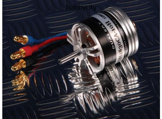 Dualsky XMotor Hollow Shaft XM2830-10H