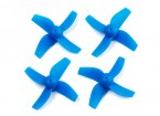 Blue Wren H36 FPV Drone Replacement Propellers Blue (CW/CCW) (2Pairs)