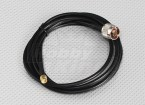 RG58 patch cable SMA Male to N Male (2 meter)