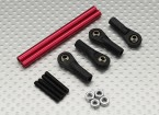 Alloy Pushrod with Ball-Link 65mm