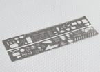 Scale Detailing Stencil