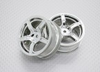 1:10 Scale High Quality Touring / Drift Wheels RC Car 12mm Hex (2pc) CR-C63C