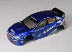 1:10 IMPREZA WRX 10 Finished Body Shell