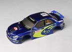 1/10 IMPREZA WRX 9  Finished Body Shell