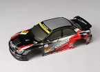 1:10 IMPREZA WRX 9  Finished Body Shell