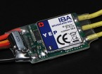 YEP 18A (2~4S) SBEC Brushless Speed Controller