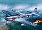 Italeri 1/72 Scale P-51D Mustang Plastic Model Kit