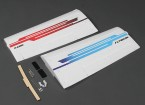 HobbyKing Flybeam Night Flyer 1092mm - Replacement Main Wing (w/o LED)