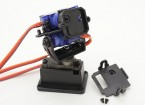 Fatshark 3-Axis Pan Tilt and Roll Camera Mount System (Supported By Trinity Head Tracker)