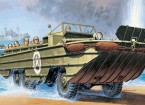 Italeri 1/35 Scale DUKW US Army Plastic Model Kit