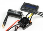 HobbyKing® ™ X-Car Beast Series Motor and 120A ESC Combo 1/8 Scale