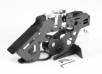 Assault 450DFC TT Flybarless 3D Helicopter Carbon Main Frame Assembly