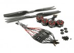 LDPOWER D1200 Multicopter Power System 4114-320kv (15x5.5) (4 Pack)