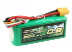 Multistar Racer Series 800mAh 6S 60C Lipo Pack (Gold Spec)